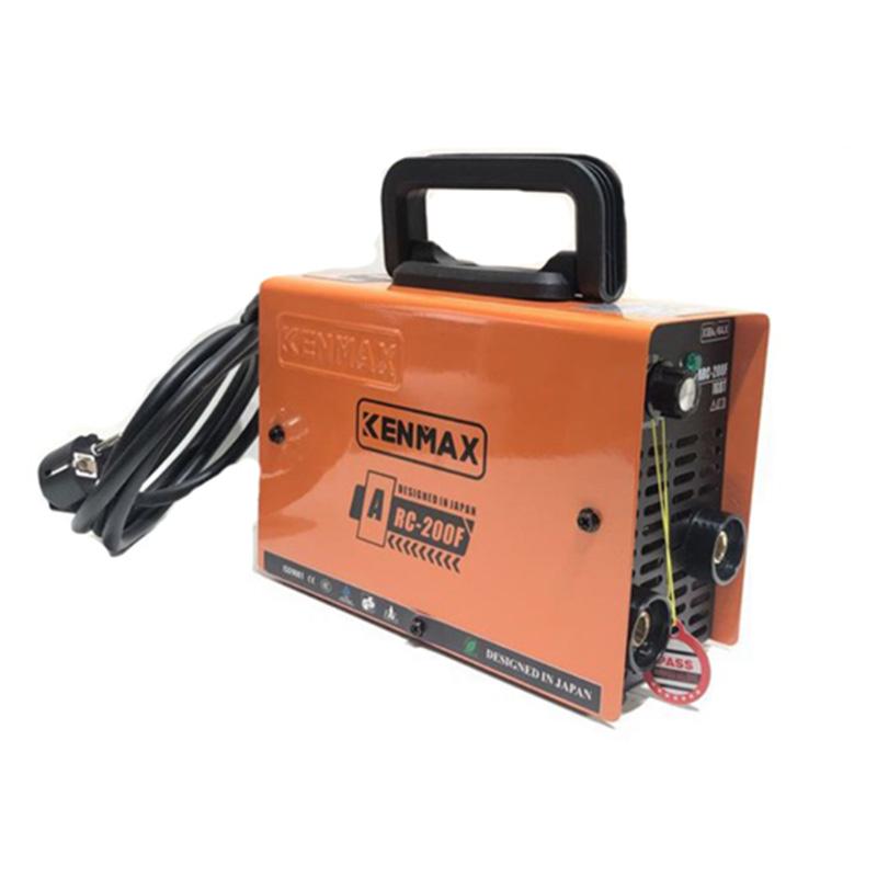 Máy hàn điện tử mini Ø1.6-3.2 Kenmax ARC 200F (FAMILY)