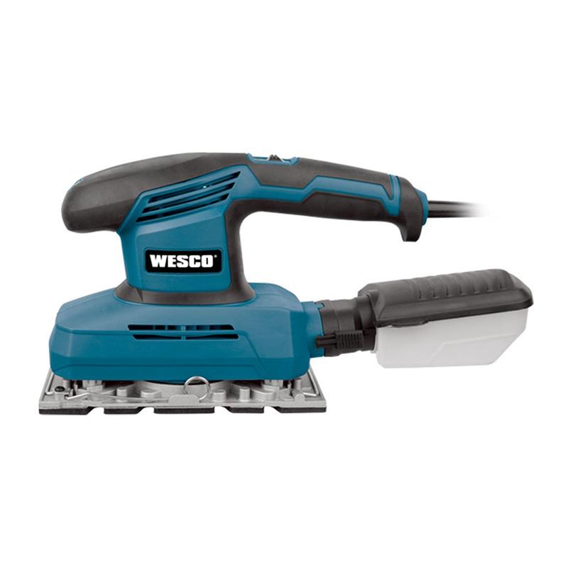 Máy chà nhám chữ nhật 240W WESCO WS4168