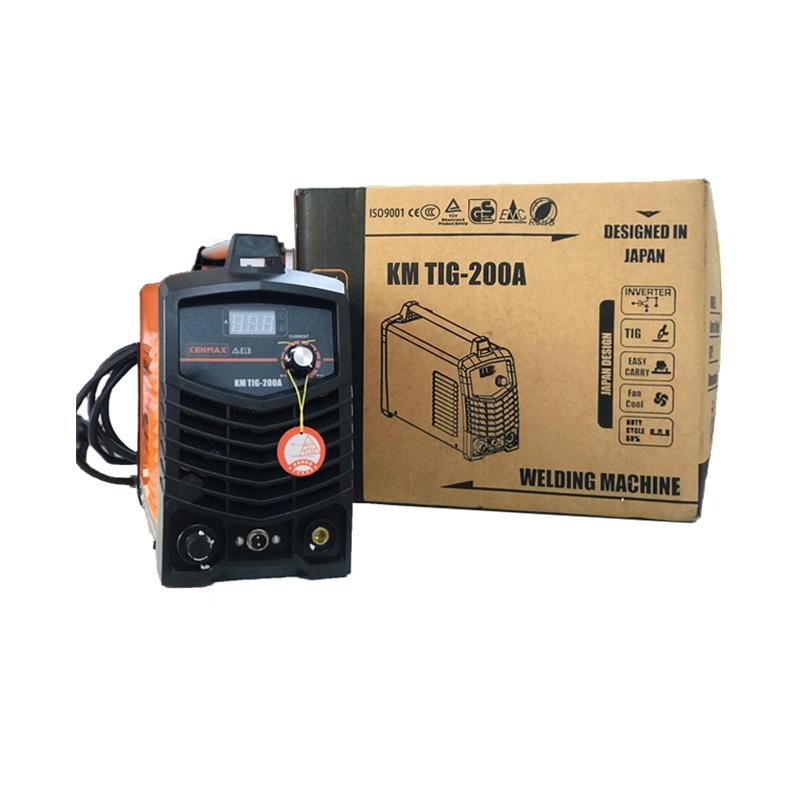 Máy hàn điện tử Kenmax KM TIG 200A