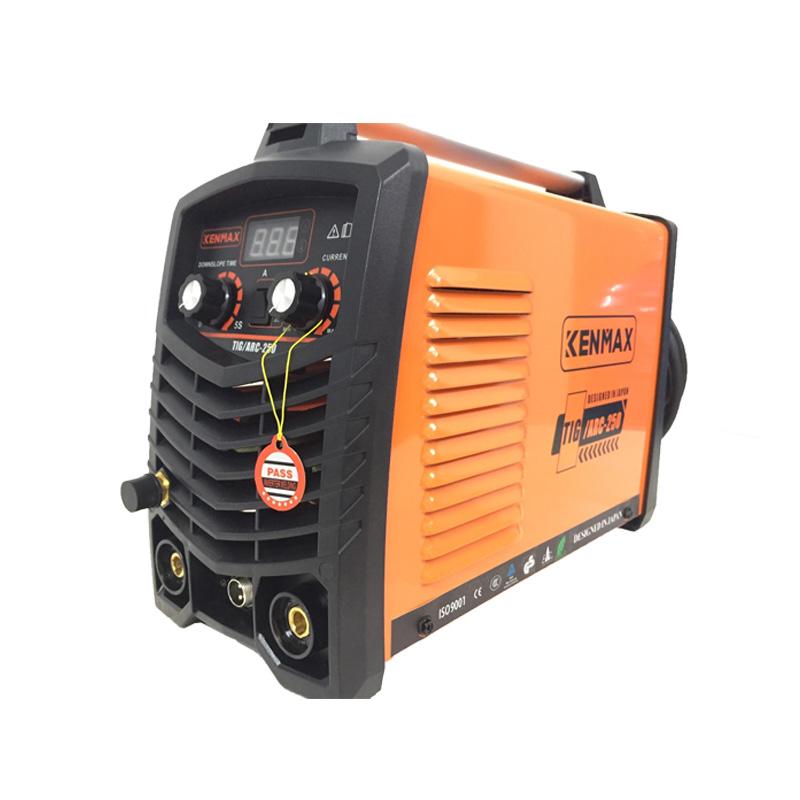 Máy hàn điện tử Ø1.0-4.0 Kenmax TIG/ARC-250