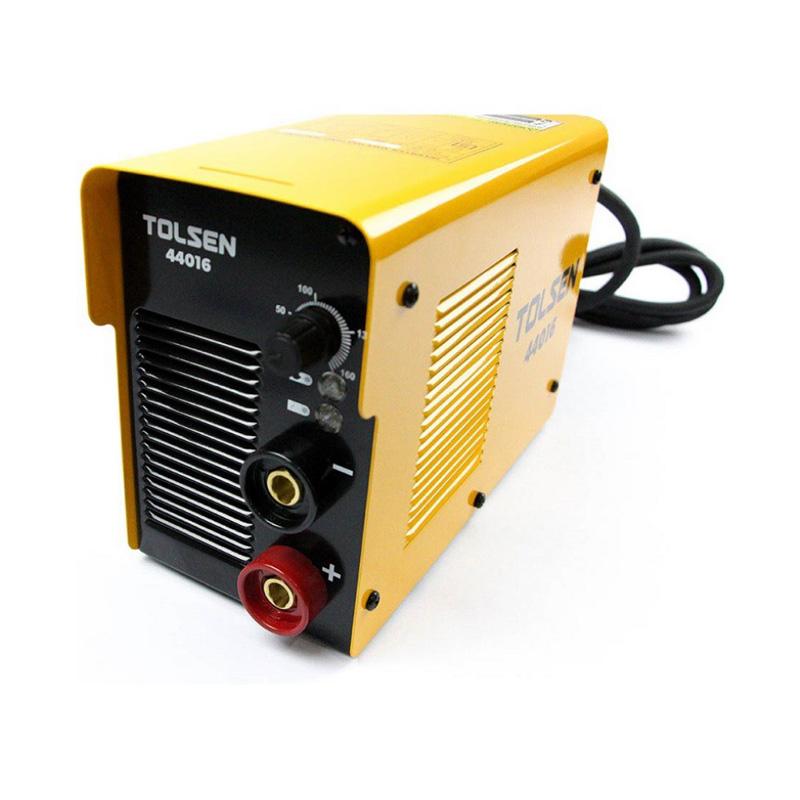 Máy máy hàn que điện tử 4.0mm 160A Tolsen 44016