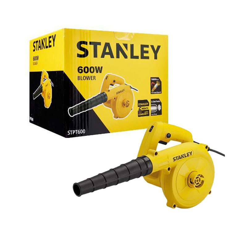 Máy thổi hơi 600W điều chỉnh tốc độ Stanley STPT600-B1