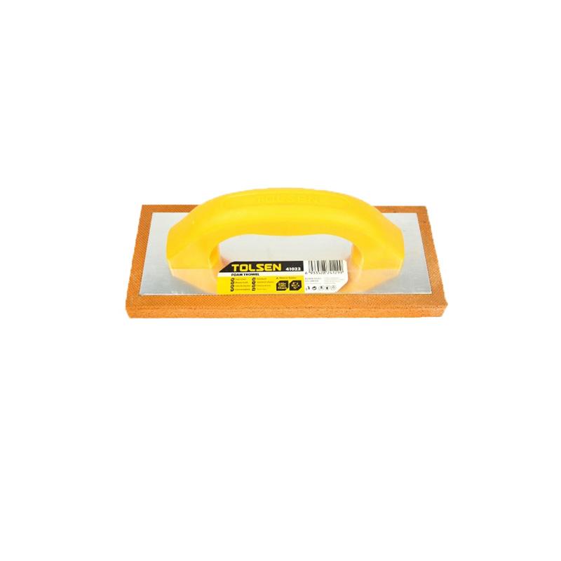 Bàn chà xốp 240mm màu vàng Tolsen 41022