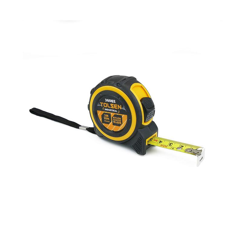 Thước cuộn công nghiệp 3mx16mm Tolsen 36002