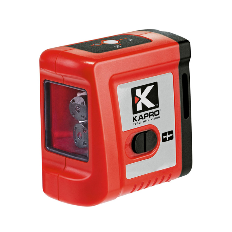 Bộ thiết bị cân mực laser KAPRO 862S SET màu đỏ kèm giá đỡ