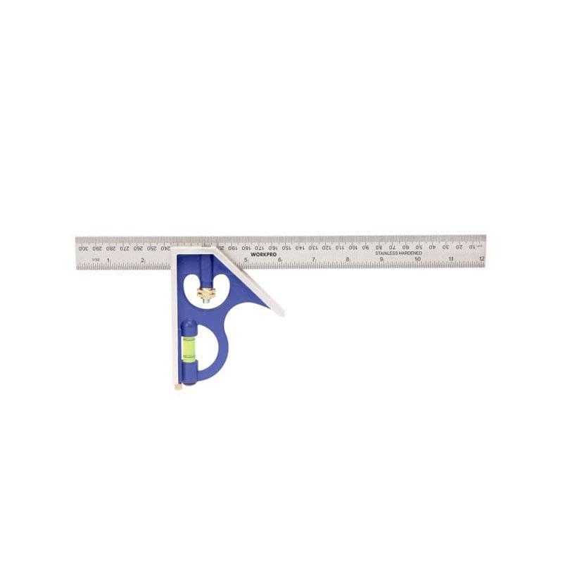 Thước đo góc đa năng 12 inch WORKPRO W064002