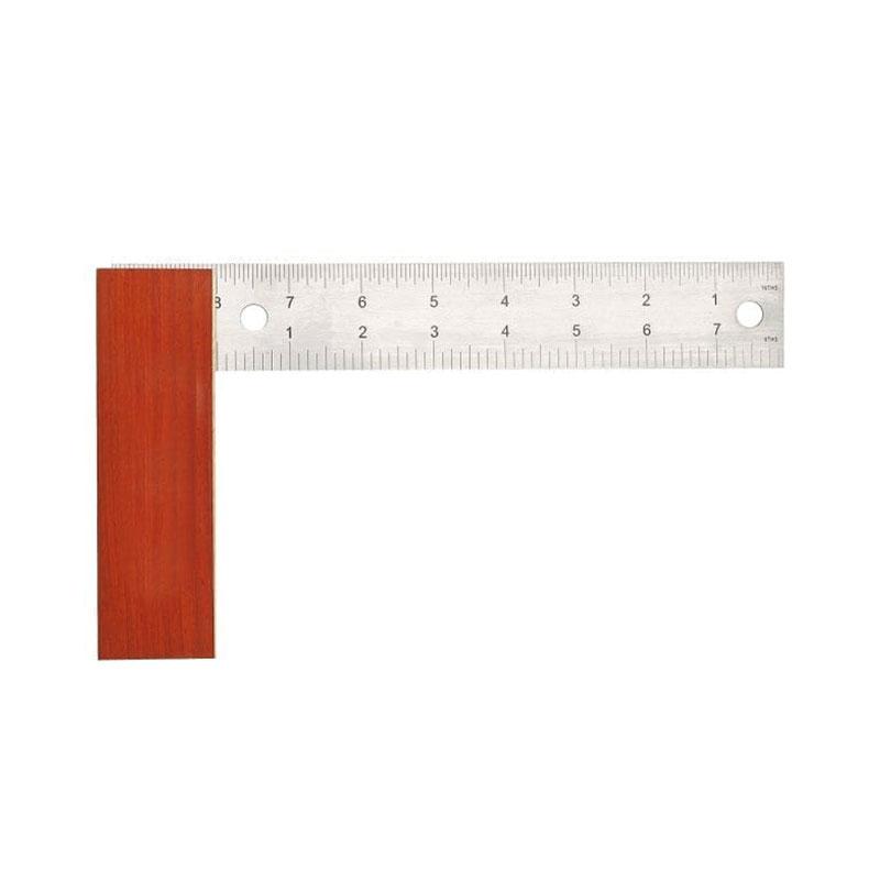 Thước đo góc vuông 8 inch WORKPRO W064003
