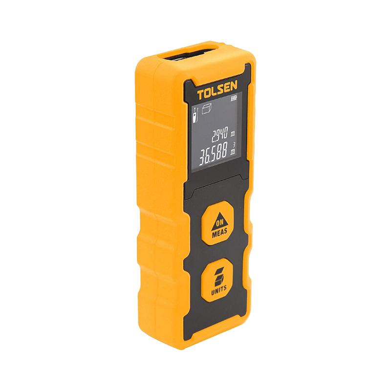 Thước đo khoảnh cách 20m bằng laser Tolsen 35172