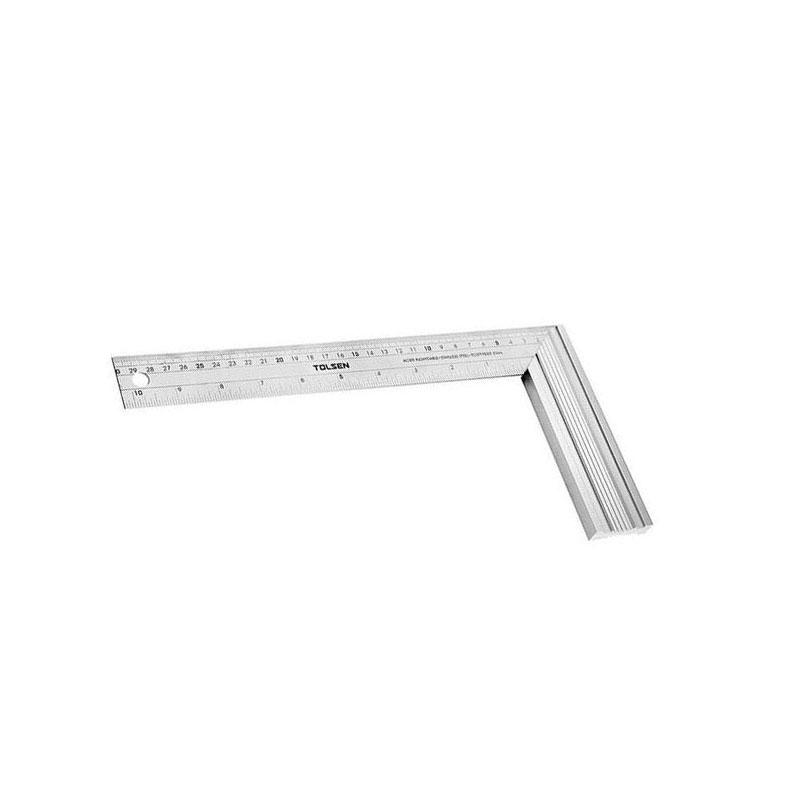 Thước đo góc nhôm 250mm Tolsen 35038