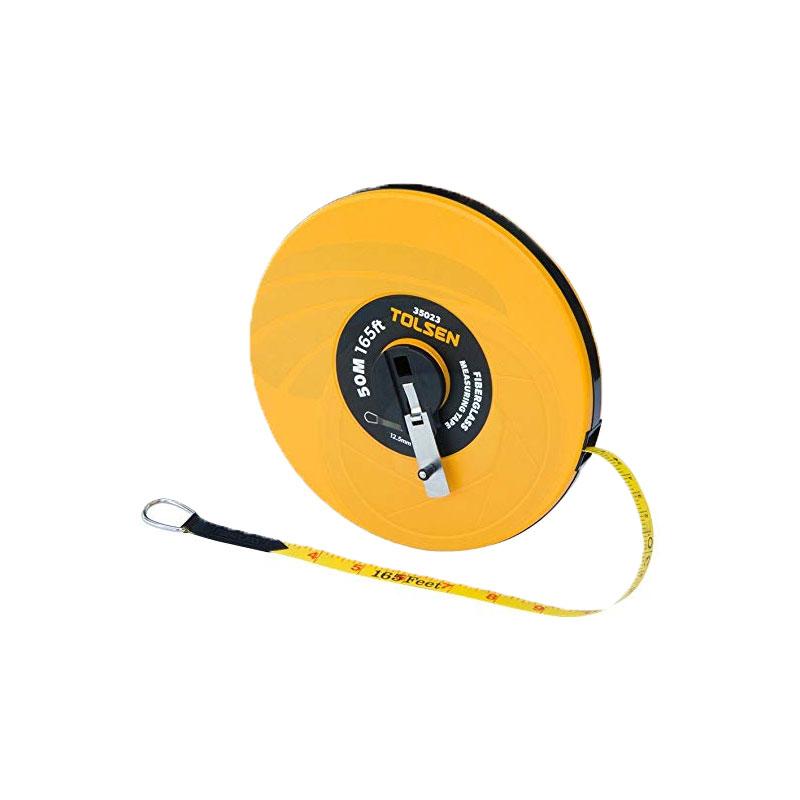 Thước dây nhựa 50m Tolsen 35023