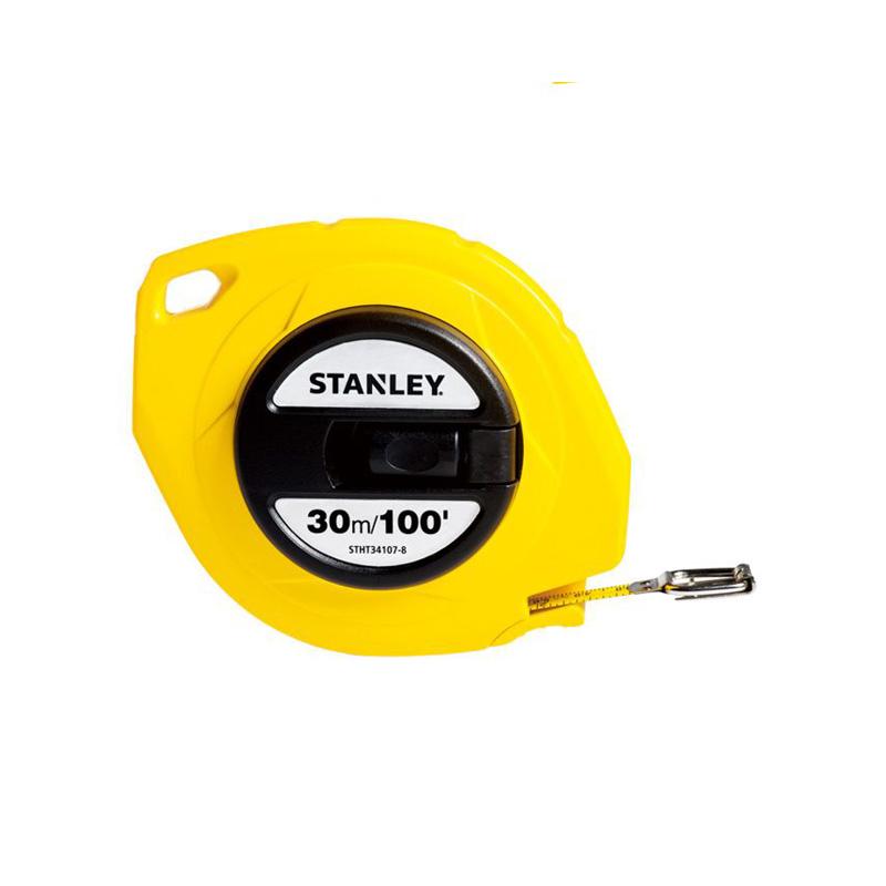 Thước dây dài bằng thép 30m Stanley STHT34107-8