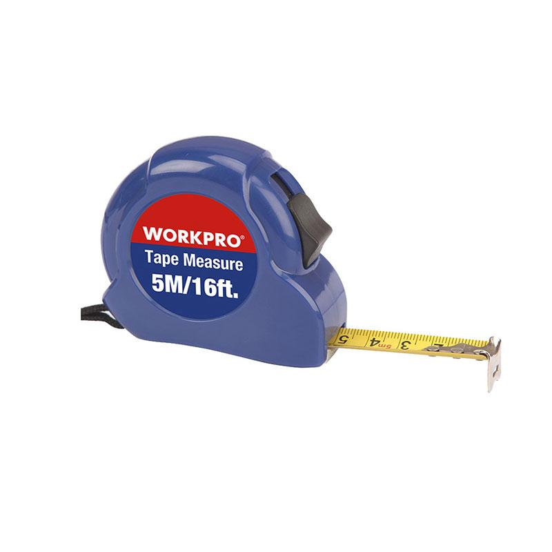 Thước dây 2m vỏ nhựa Workpro W061001