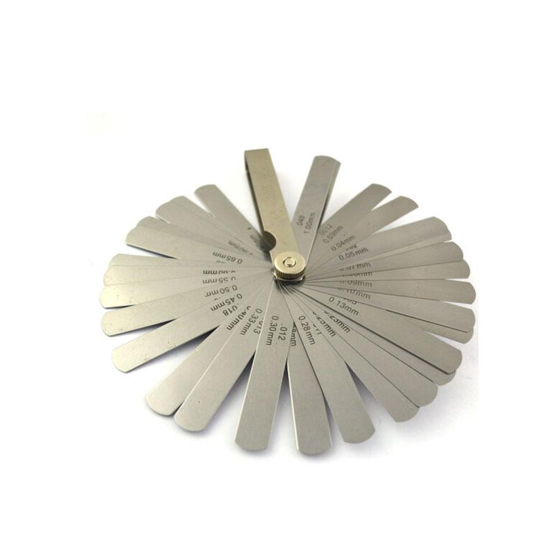 Bộ thước lá 0.02-1mm 32 chi tiết Sata 09407