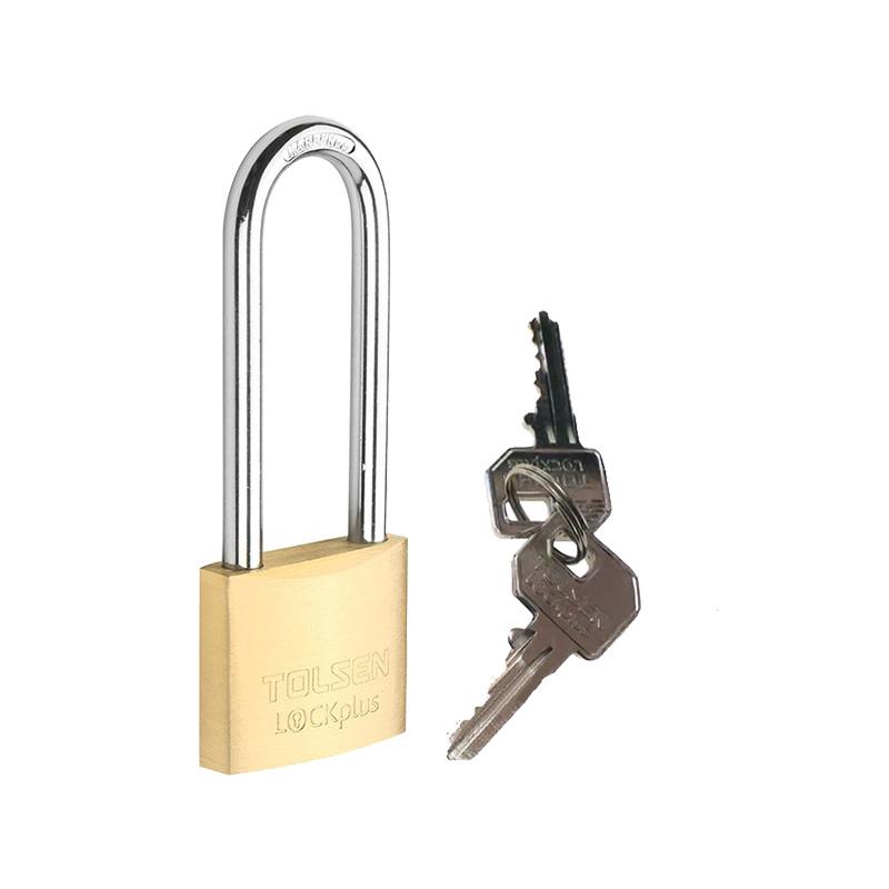 Ổ khóa đồng dài 40mm Tolsen 55109