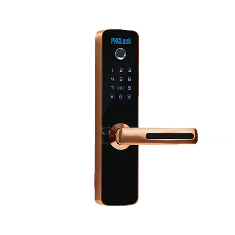 Khoá cửa điện tử vân tay PHGlock FP7153W