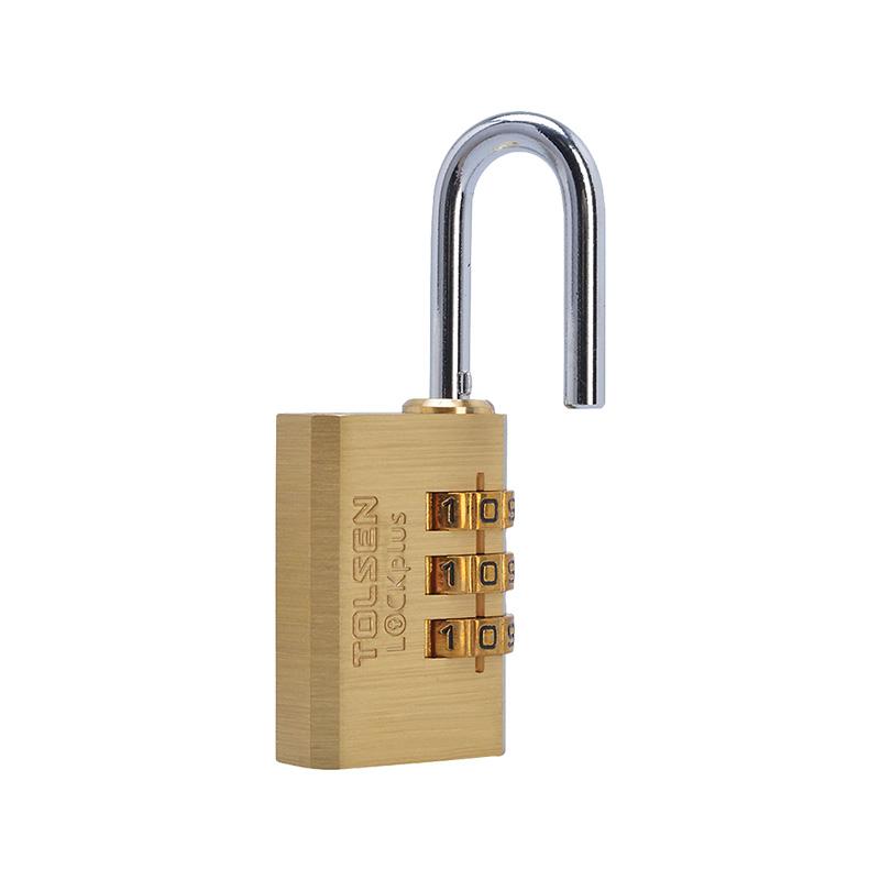 Ổ khóa đồng mật khẩu 30mm Tolsen 55123