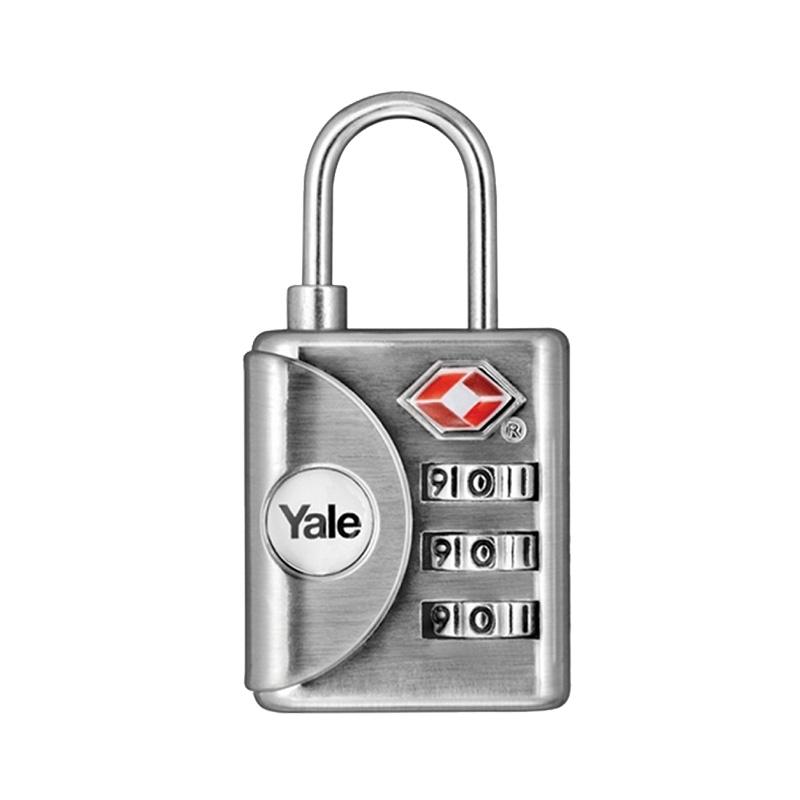 Khóa TSA du lịch quay 3 số Yale YTP1/32/119/1