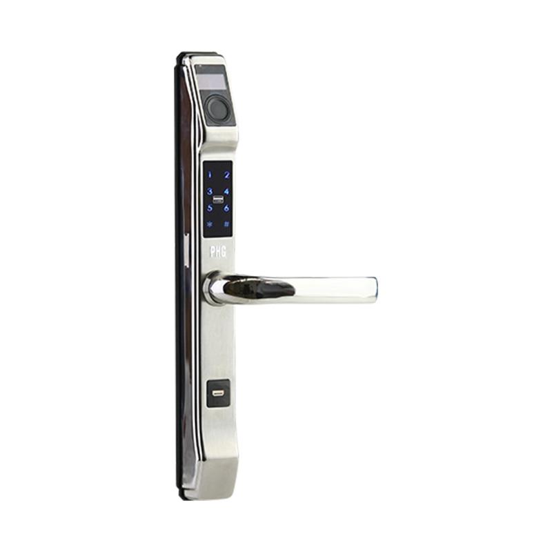 Khóa vân tay cửa nhôm PHGlock FP5295