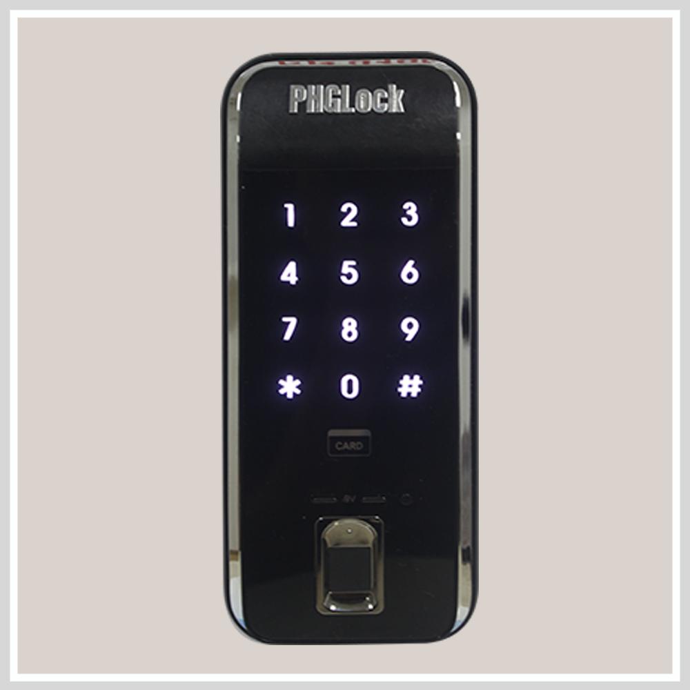 Khóa cửa điện tử thẻ từ PHGlock FP9190 (Rim Lock)