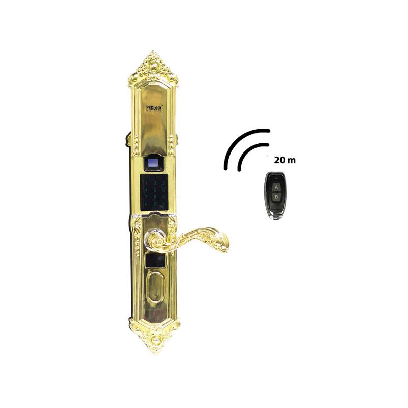 Khoá cửa điện tử vân tay PHGlock FP3251W