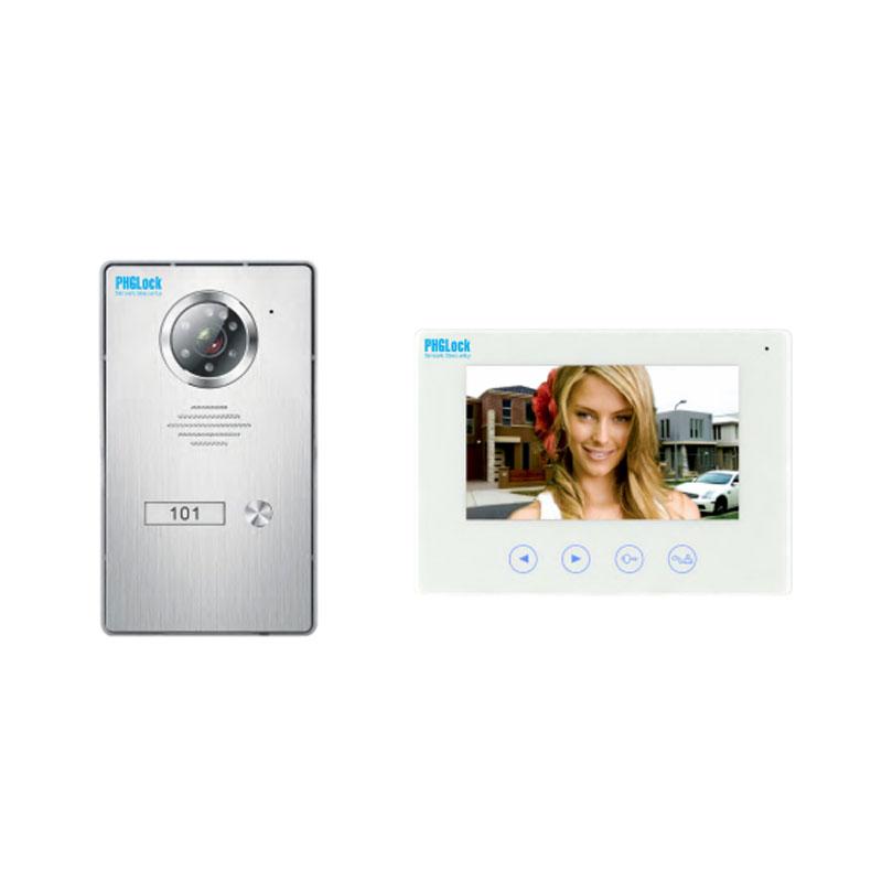 Combo chuông cửa, màn hình cảm ứng PHGlock IC100W - combo