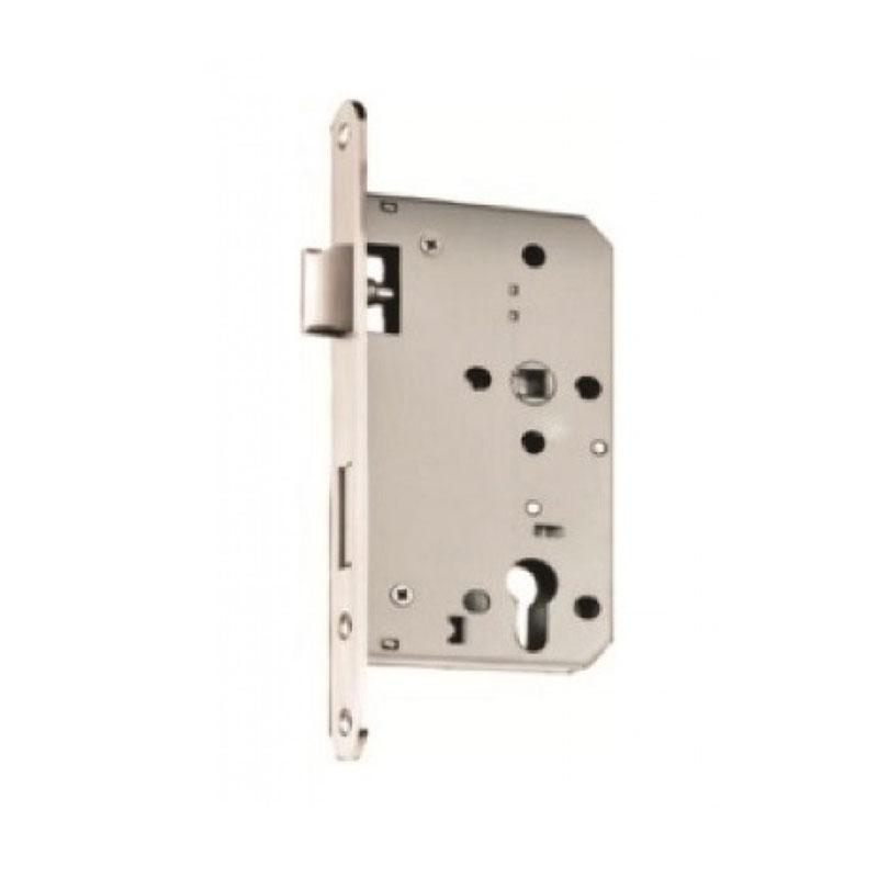 Thân khóa Backset 60mm chốt chết bằng thép Yale YCL/60SN/-