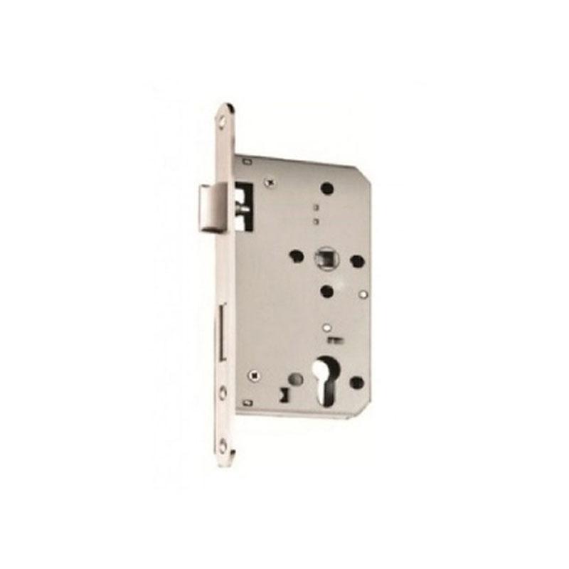 Thân khóa Backset 60mm chốt chết bằng thép mạ đồng Yale YSP-ML8560PVD304