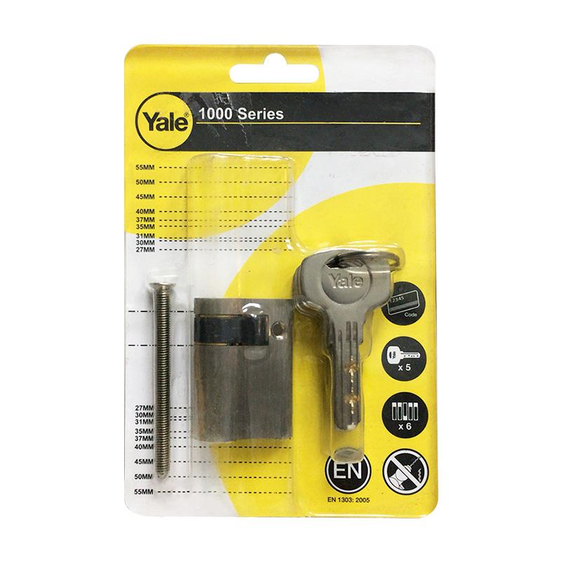 Ruột khóa dài 45mm Yale 10-1001-0035-00-22-01