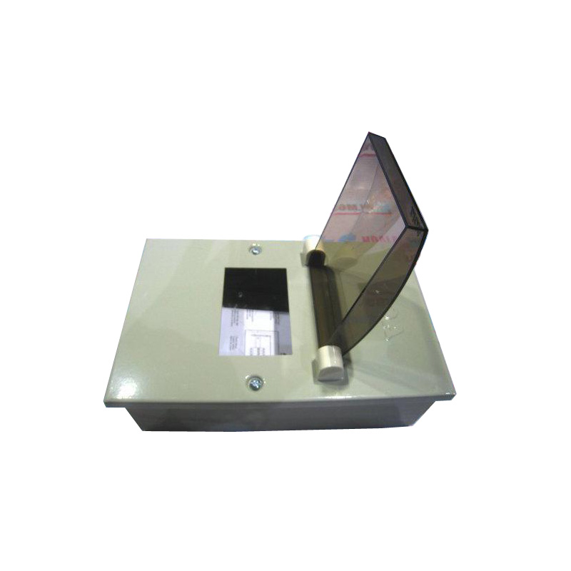 Tủ điện kim loại chứa 4 APTOMAT LiOA SE4PL