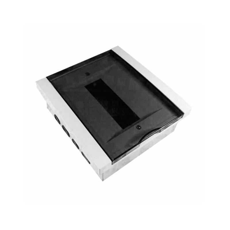 Tủ đế kim loại chứa 8 APTOMAT đế kim loại LiOA SE4FC8LA