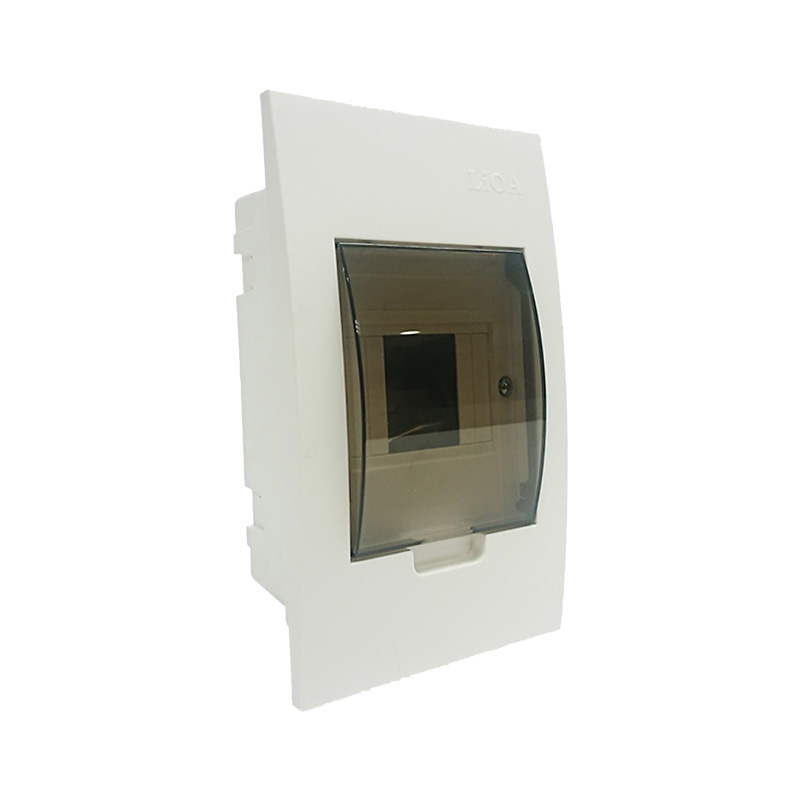 Tủ nhựa chứa 12/18 APTOMAT ( đế nhựa ) LiOA SE4FC12/18LA