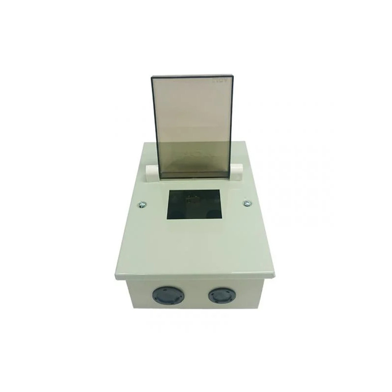 Tủ điện kim loại chứa 3 APTOMAT LiOA SE3PL
