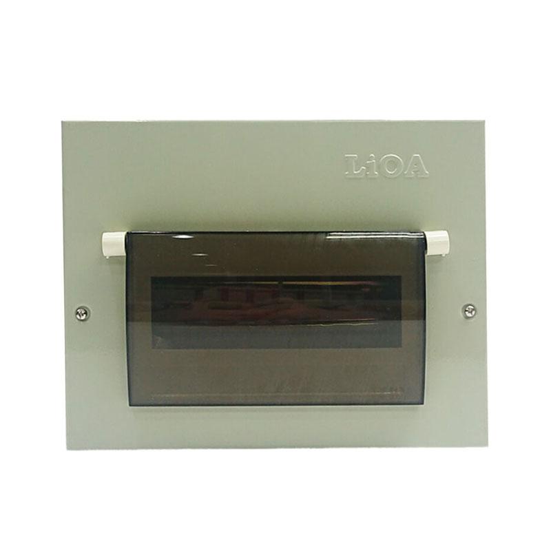 Tủ điện kim loại chứa 9 APTOMAT LiOA SE9PL