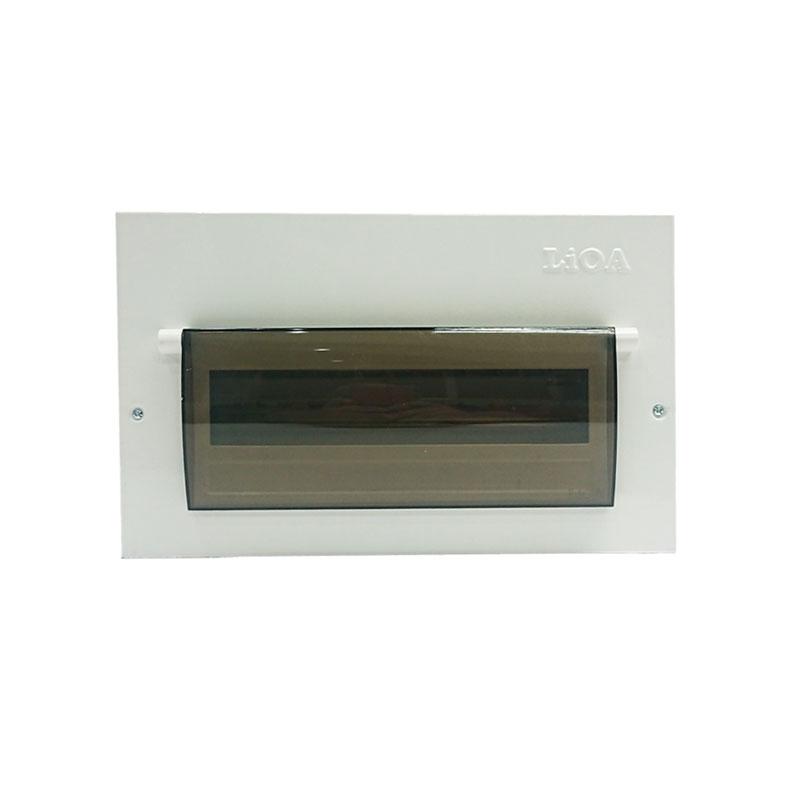 Tủ điện kim loại chứa 13 APTOMAT LiOA SE13PL
