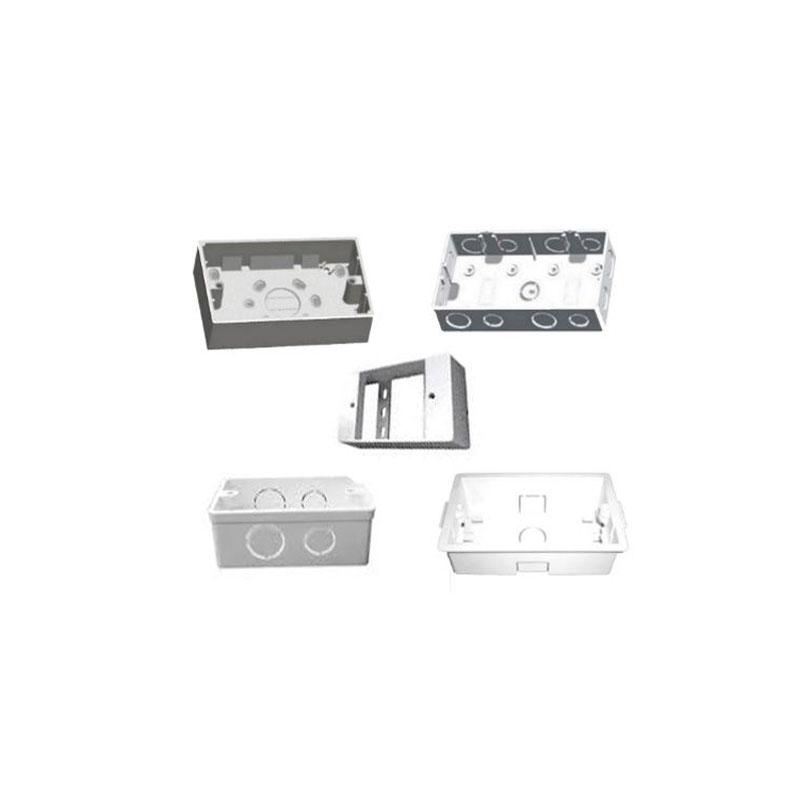 Đế nổi đơn tự chống cháy dùng cho các mặt module concept LiOA SECK257
