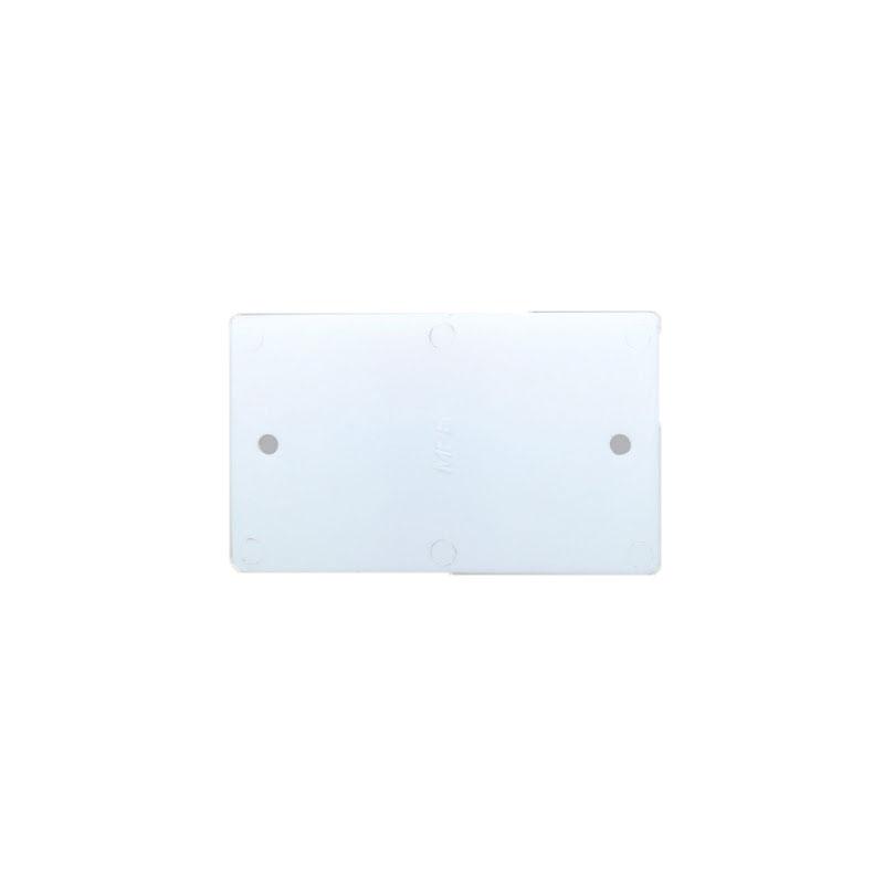 Nắp che hộp nhựa âm tường MPE CA157