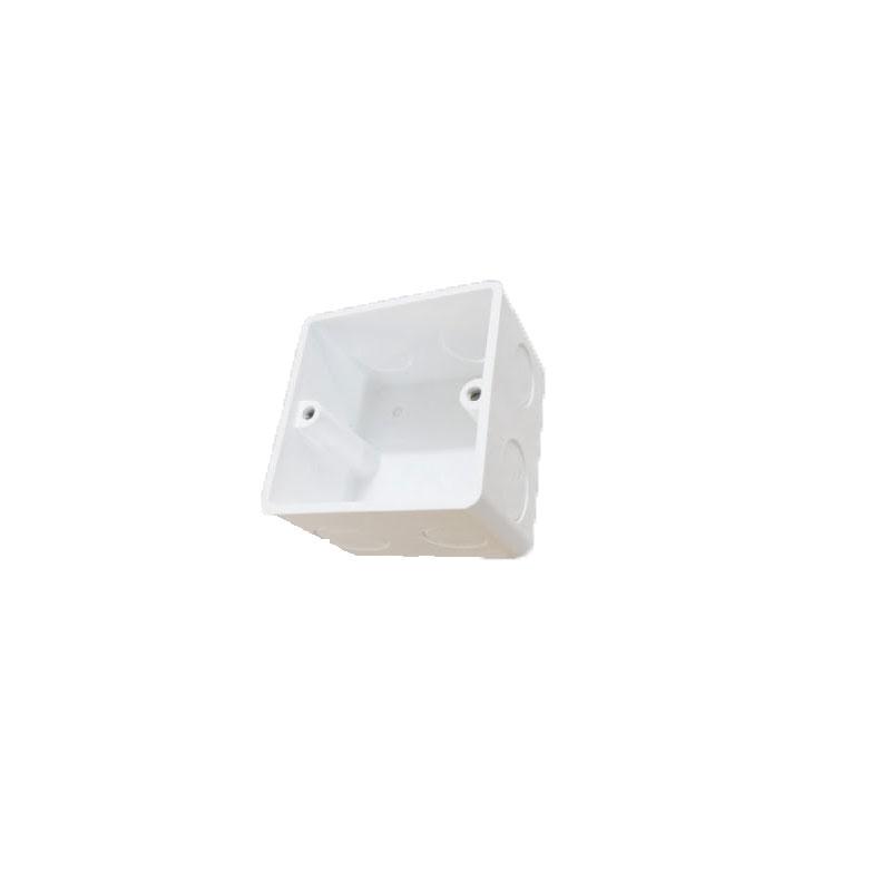 Đế âm tự động chống cháy dùng cho các mặt nạ vuông MPE A157V