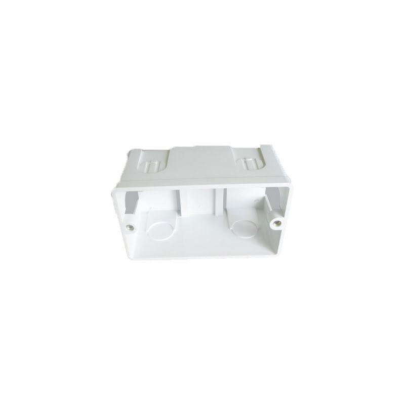 Hộp nhựa âm tường dùng cho MCB MPE A157 MCB