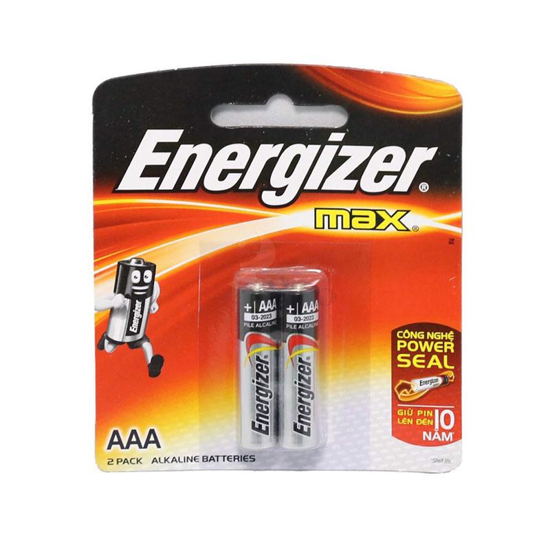 Vỉ 2 pin AA E92 ENERGIZER E92 BP2 AAA
