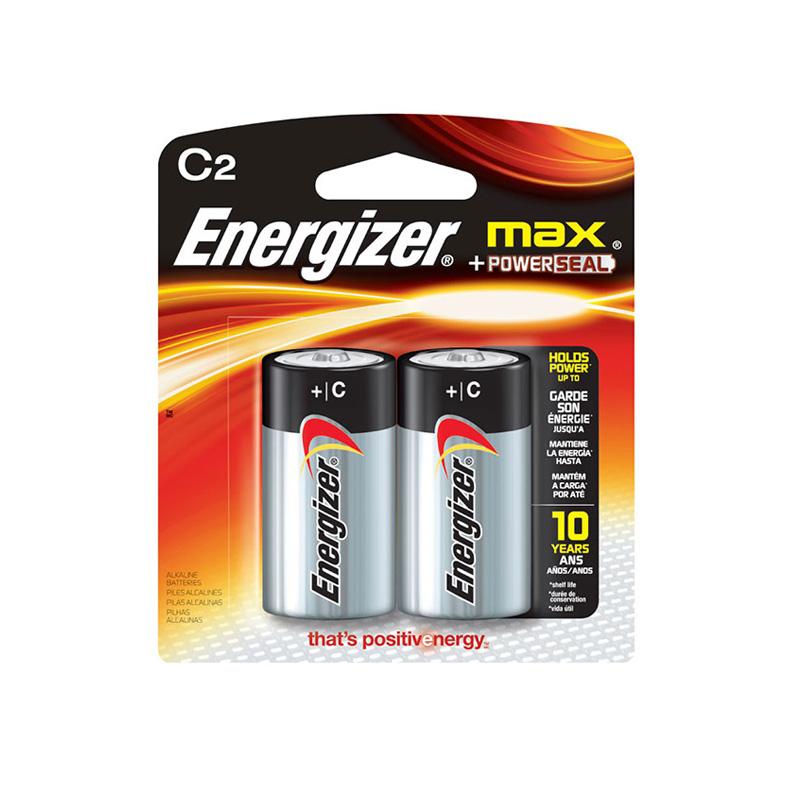 Pin Size C ENERGIZER E93 BP2