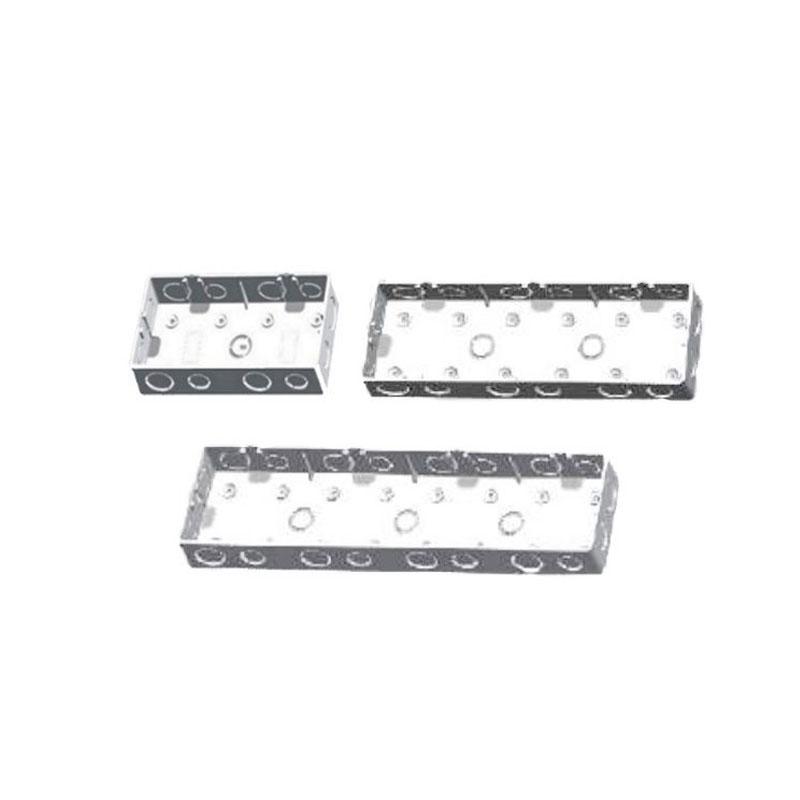 Đế nối đôi dùng cho mặt vuôngh LiOA SE238D