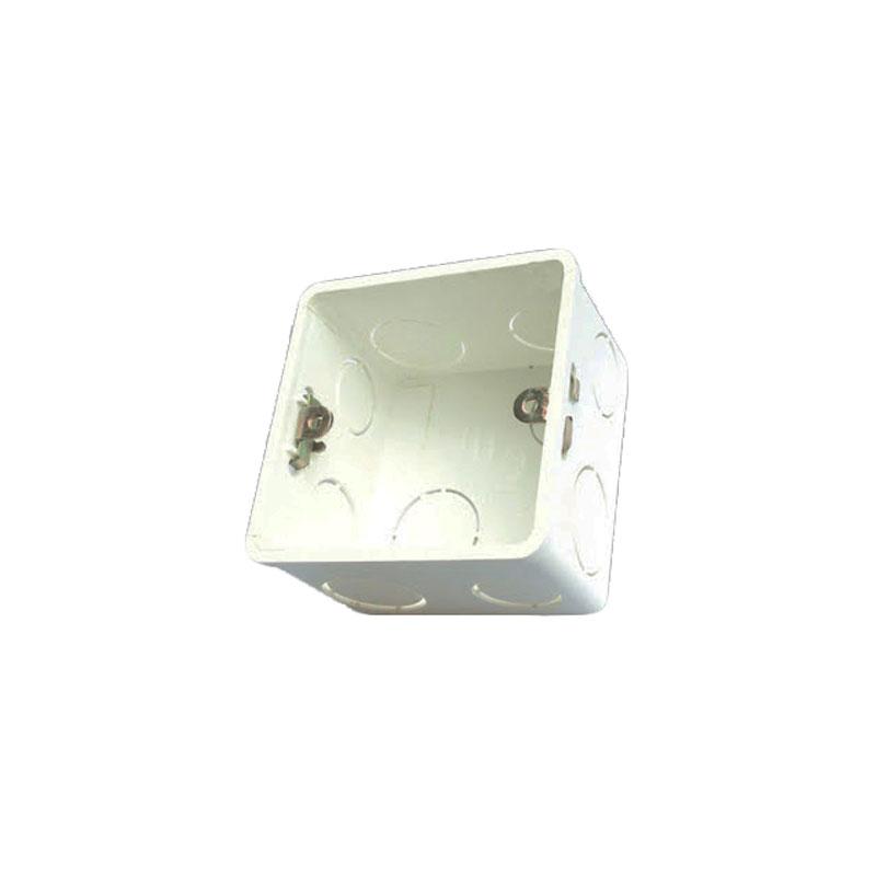Hộp box âm tường cho ổ cắm cạo râu hình chữ vuông MPE N06