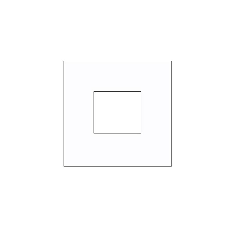 Mặt vuông đơn MPE S601