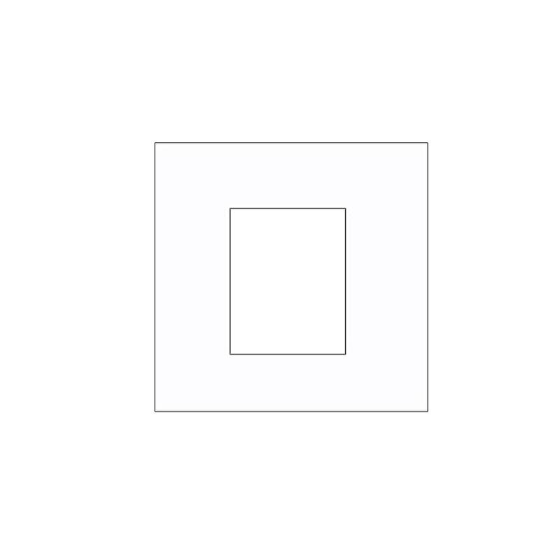 Mặt vuông đôi MPE S602
