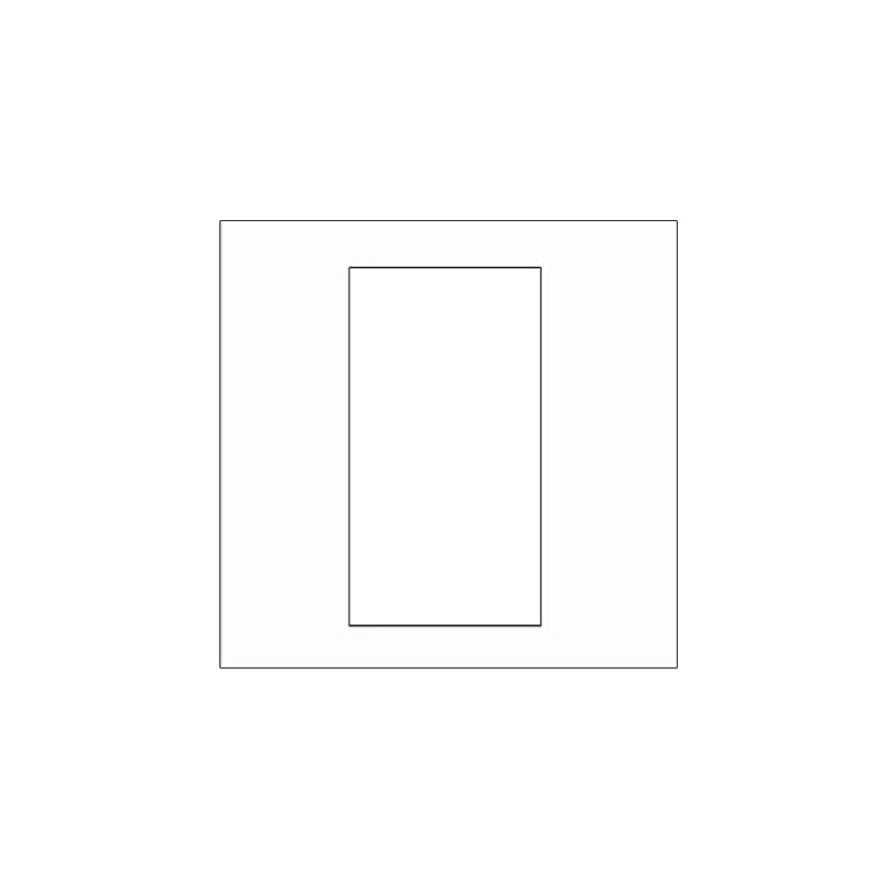 Mặt vuông ba MPE S603
