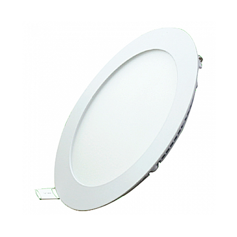 Đèn Led Panel tròn 3 màu 6W nhiệt độ màu 4000 - 4500K MPE RPL-6S/3C
