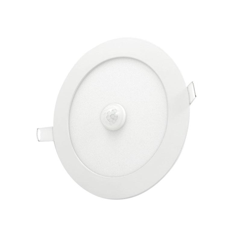 Đèn Led Panel tròn âm Motion Sensor 12W MPE RPL-12T/MS ánh sáng trắng