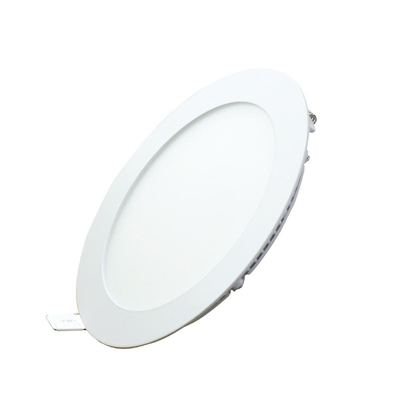 Đèn Led Panel tròn 3 màu 18W nhiệt độ màu 4000 - 4500K MPE RPL-18/3C