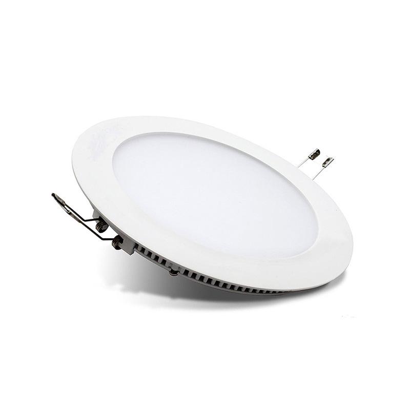 Đèn Led Panel tròn 6W MPE RPL-6/3C ánh sáng trắng