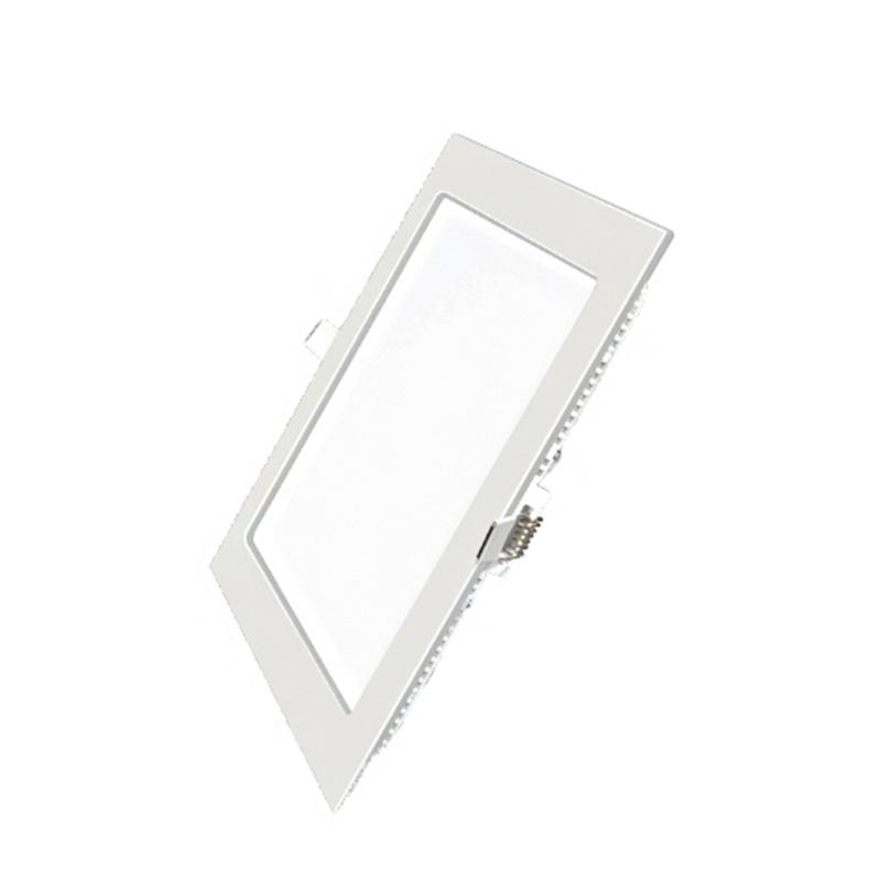 Đèn Led Panel vuông âm trần 6W MPE SPL-6T ánh sáng trắng